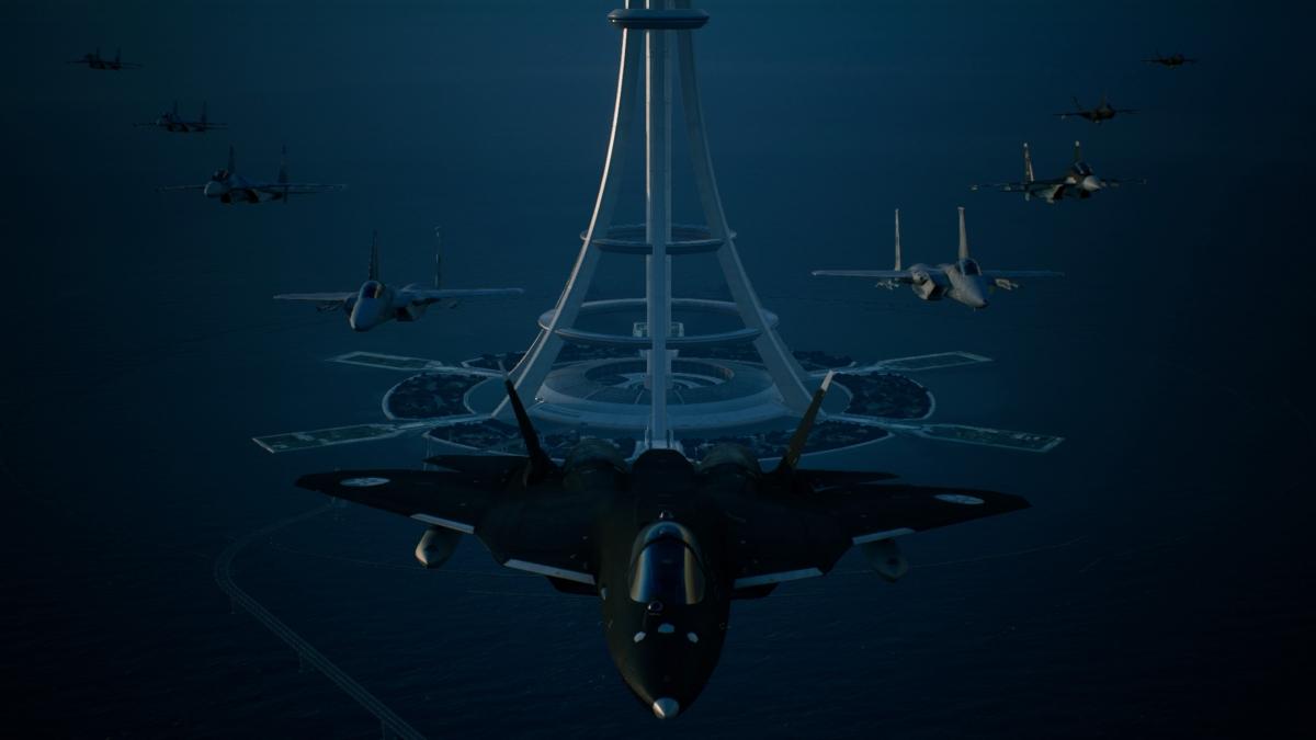 Ace Combat 7: Skies Unknown. Легенды не умирают