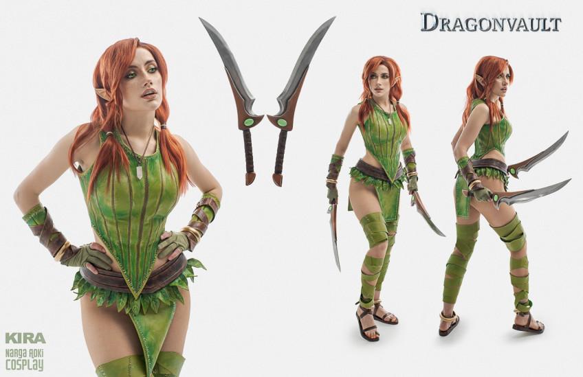 Косплей недели: Dragon Age, «Ведьмак 3» в Cyberpunk 2077, Bloodborne, Death Stranding, Dragonvault