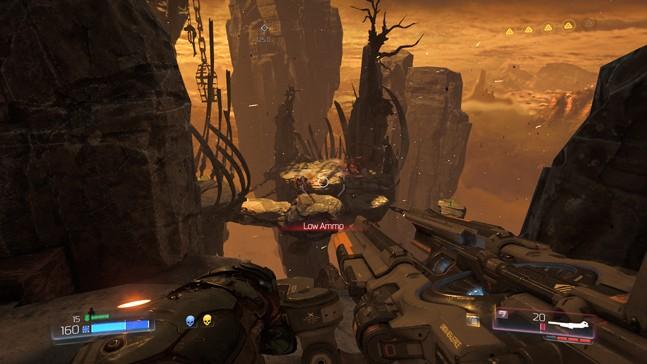 Он жив. Обзор Doom