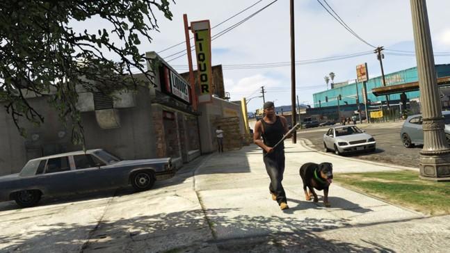 GTA 5: памятные места Лос-Андж... Лос-Сантоса!