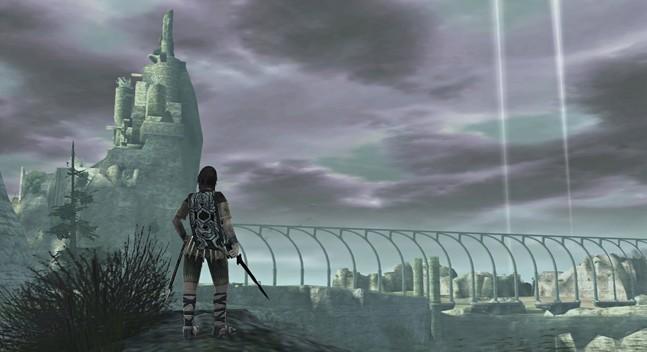 Легенда о потерянных колоссах