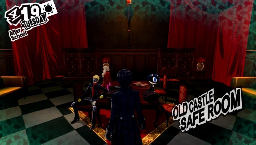Обзор Persona 5. Преступно красива