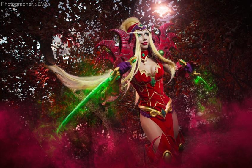 Косплей недели: World of Warcraft, Devil May Cry 4 и много League of Legends