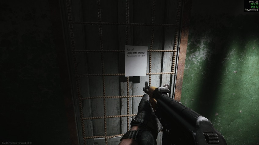 """As someone who commented on the YouTube trailer said, """"Tarkov"""" is the only game where foreigners learn Russian and not vice versa. It's worth it: the developers did their best over the multi-story mat of AI marauders"""