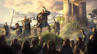 Во что поиграть в ноябре: DIRT5, Assassin's Creed Valhalla, Yakuza: Like a Dragon, Demon's Souls