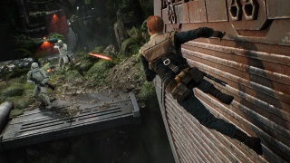 E3 2019: Впечатления от Star Wars Jedi: Fallen Order. Никаких шуток про Dark Souls и Prince of Persia!
