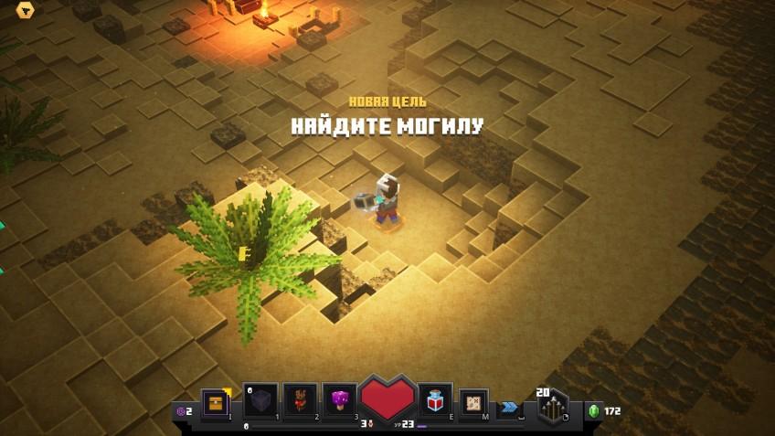 Обзор Minecraft Dungeons. Ни mine, ни craft, ни dungeons