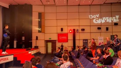 Репортаж с конференции DevGAMM 2017. Российский игрострой изнутри