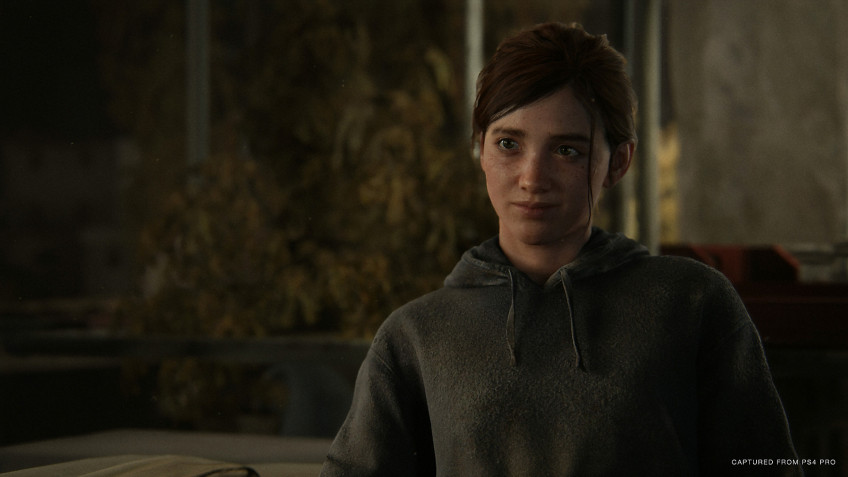 Про качество актёрской игры и постановки вы и так всё знаете, если видели хотя бы одну из игр Naughty Dog. Но здешняя мимика всё равно удивляет. Персонажи двигают языками, на их лицах набухают вены и краснеет кожа, а по одному взгляду на Элли всегда можно понять, что она сейчас чувствует
