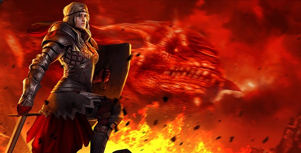 Геральт опять нафидил. Обзор The Witcher Battle Arena