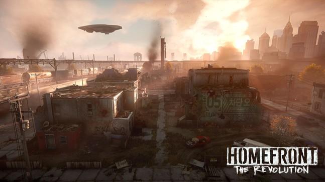 Задохнувшаяся революция. Превью Homefront: The Revolution