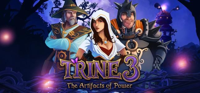 Триединое царство. Обзор Trine 3: The Artifacts of Power