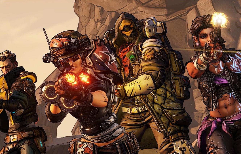 Гайд по оружию в Borderlands 3. Пушки, великолепные пушки!
