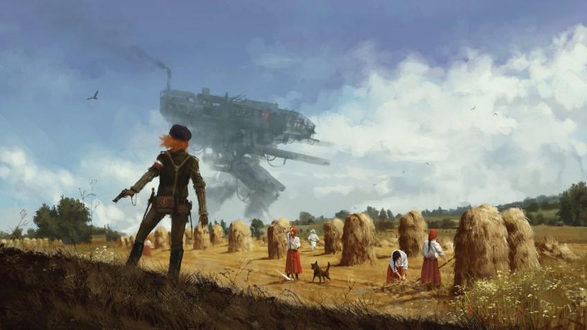 Первые впечатления от Iron Harvest. Вы любите дизель-мехи?