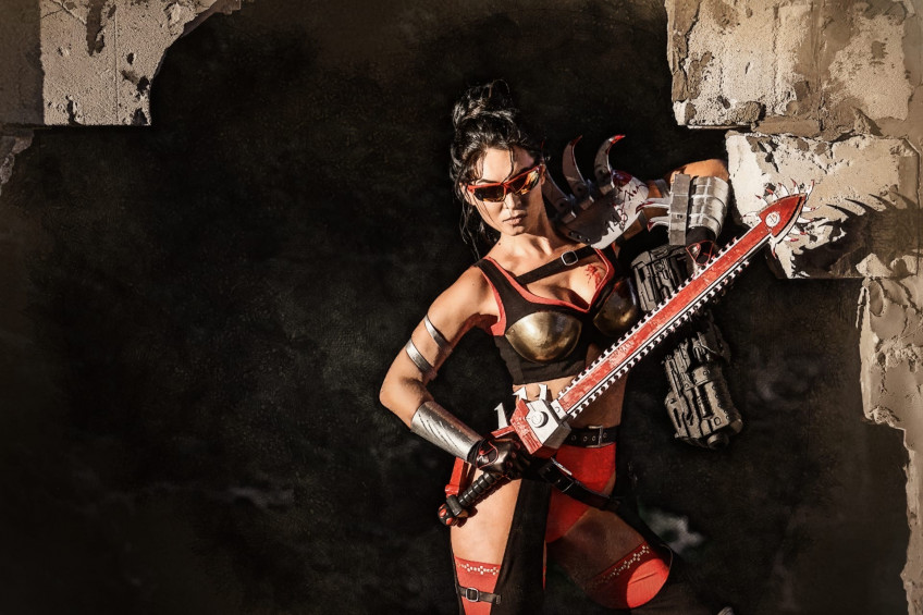 Косплей недели: Control, Persona 5, Horizon Zero Dawn, Darkest Dungeon, Heavy Metal F.A.K.K. 2