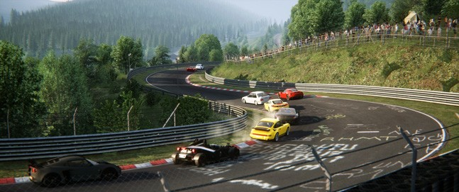 Гонки: Project CARS, Forza Motorsport 6, DiRT Rally