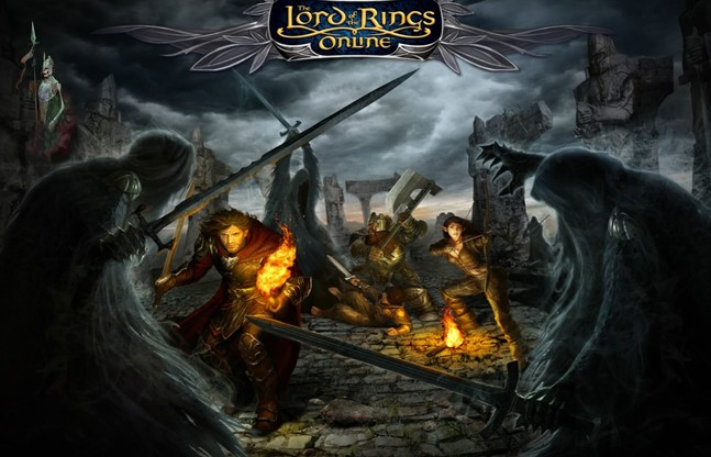 The lord of the rings: war of the ring/властелин колец: война.