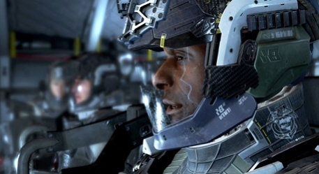 Нептун и Юпитер. Впечатления от мультиплеера Call of Duty: Infinite Warfare