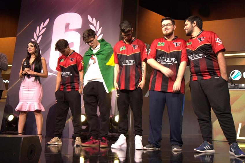 Rainbow Six в Рио-де-Жанейро. Как прошёл финал восьмого сезона