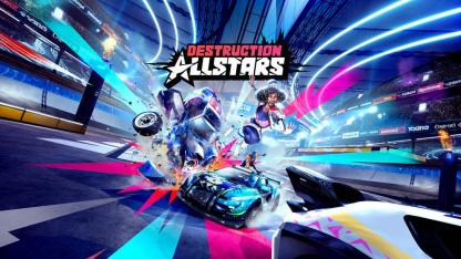 Обзор Destruction AllStars. Даром не надо