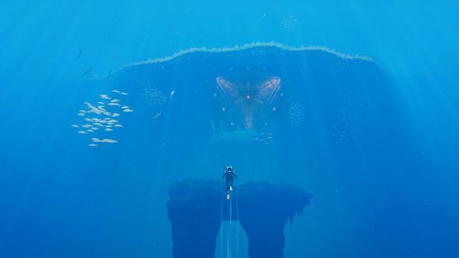 Сеанс шумерской аквамедитации. Обзор ABZÛ