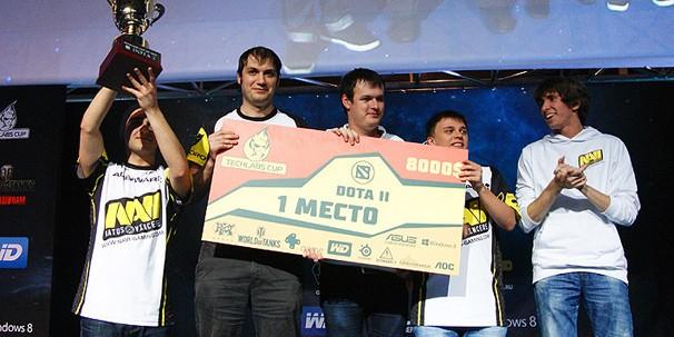 Хвалим и ругаем минский TECHLABS Cup BY 2013