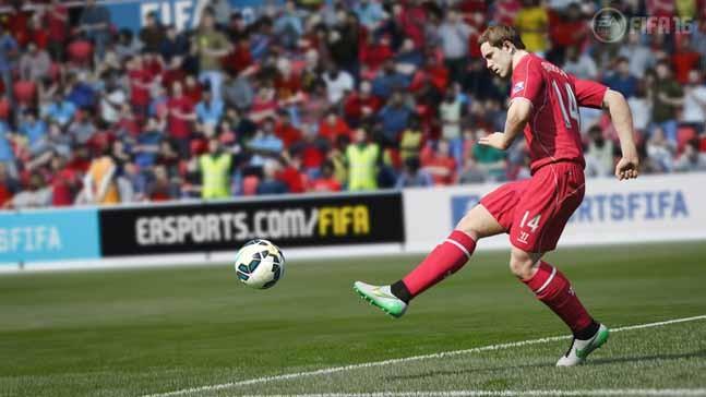 Возвращение короля. Обзор FIFA 16