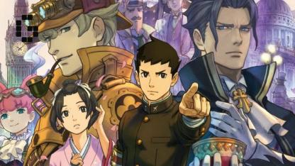The Great Ace Attorney. Херлок Шолмс и японский адвокат