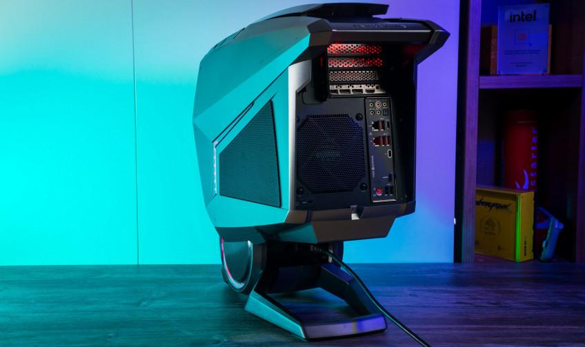 Самый невероятный компьютер на нашей памяти. Обзор и тест MSI MEG Aegis Ti5 10th