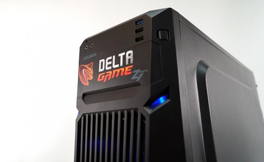 Включай и играй. Компьютер от Delta Game Naga за54 900 рублей