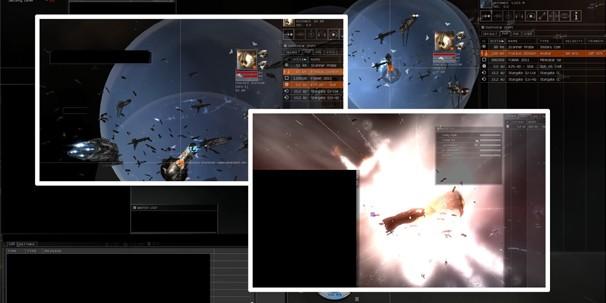 EVE Online. Хроники самой масштабной войны в истории компьютерных игр