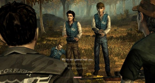 The Walking Dead: Episode 2 — Starved for Help