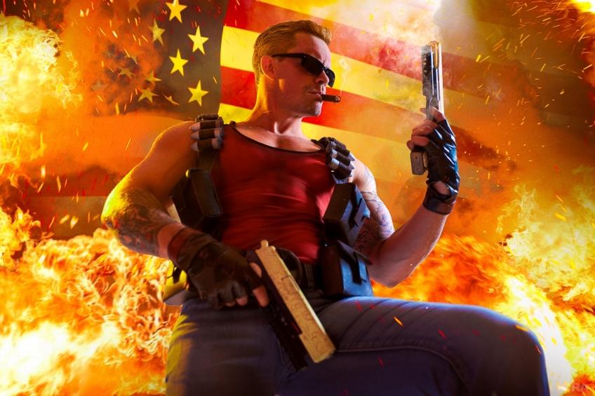 Косплей недели: Duke Nukem, Mortal Kombat 9, Tekken