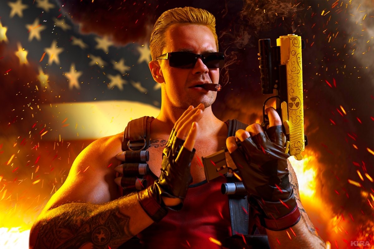 Косплей недели: Heroes of the Storm, Warhammer 40.000, Duke Nukem, Mortal Kombat9, Tekken, Marvel