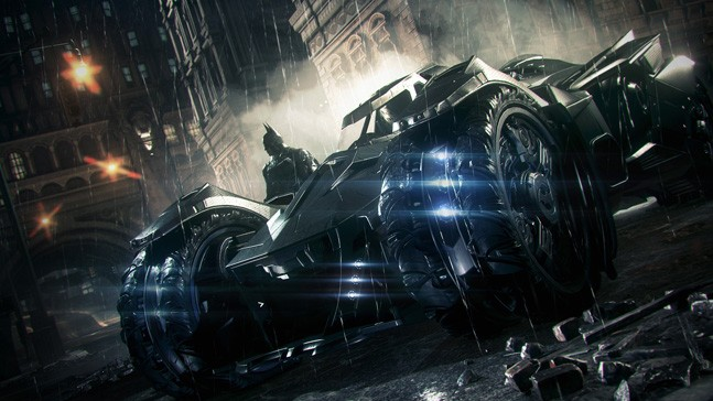 Боевик в песочнице: Batman: Arkham Knight, Just Cause 3, Metal Gear Solid V: The Phantom Pain