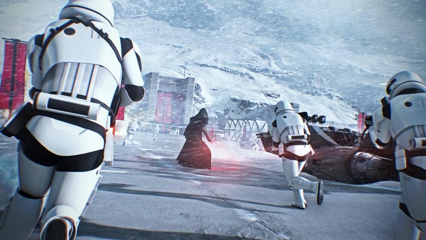 Star Wars Battlefront I, II, III: Обзор мультиплеера Star Wars Battlefront 2. Подводим итог