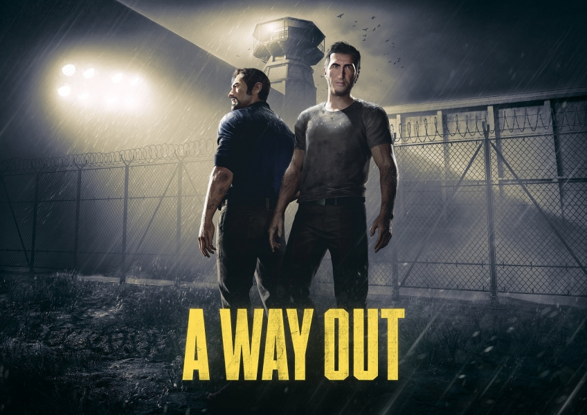 Предварительный обзор A Way Out. Мой верный друг-сокамерник