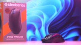 Обзор и тестирование мышки Steelseries Prime Wireless: в паре граммов от идеала