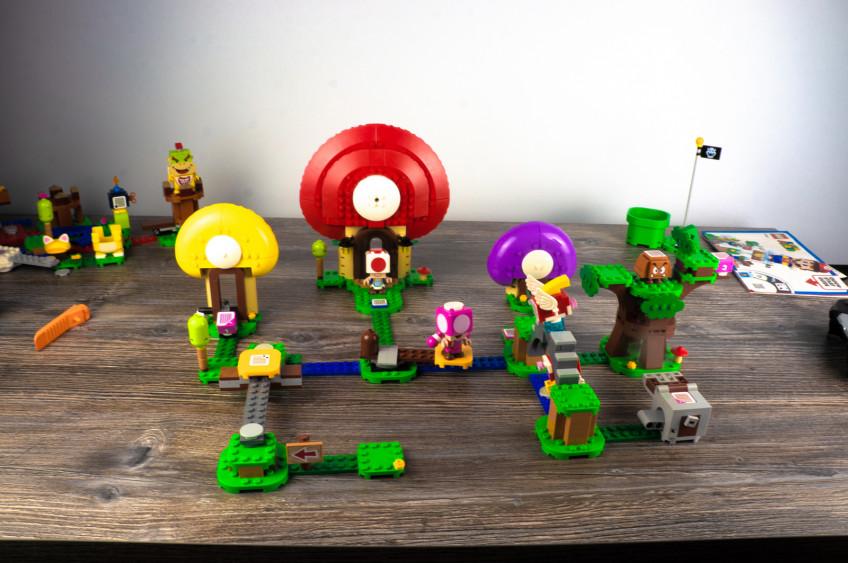 Протестировали LEGO Super Mario. Как Mario портировали в реальный мир
