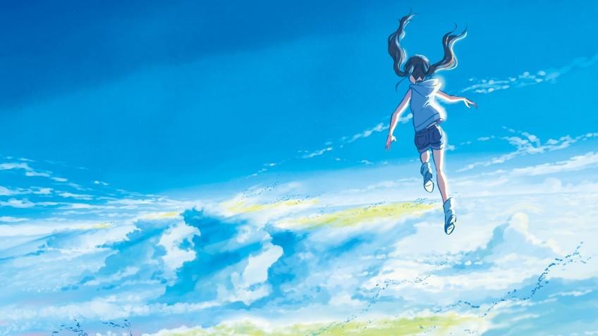 Обзор аниме «Дитя погоды». Миядзаки нового поколения