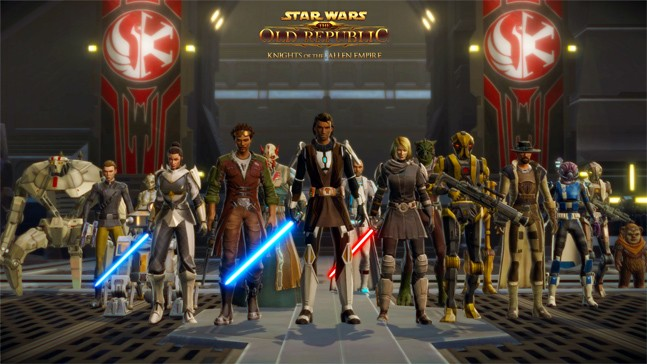 Как Knights of the Fallen Empire меняет Star Wars: The Old Republic