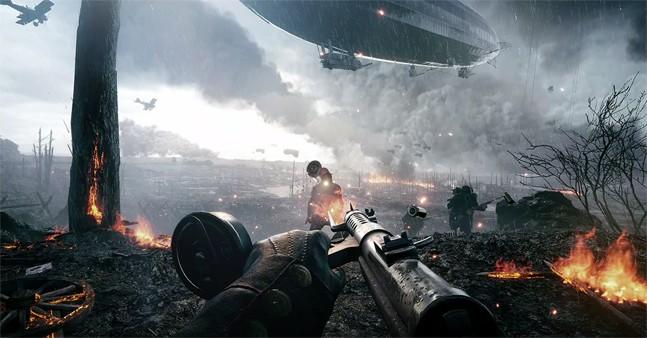 Теперь с турками. Впечатления от Battlefield 1