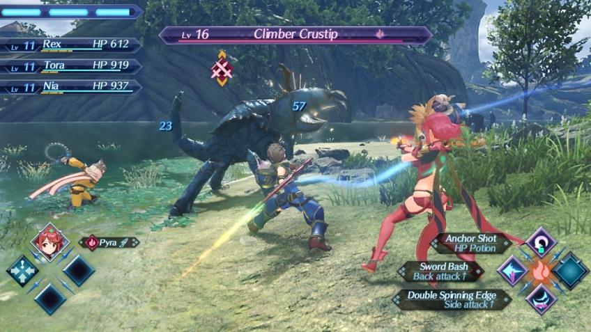 Пять причин сыграть в Xenoblade Chronicles 2