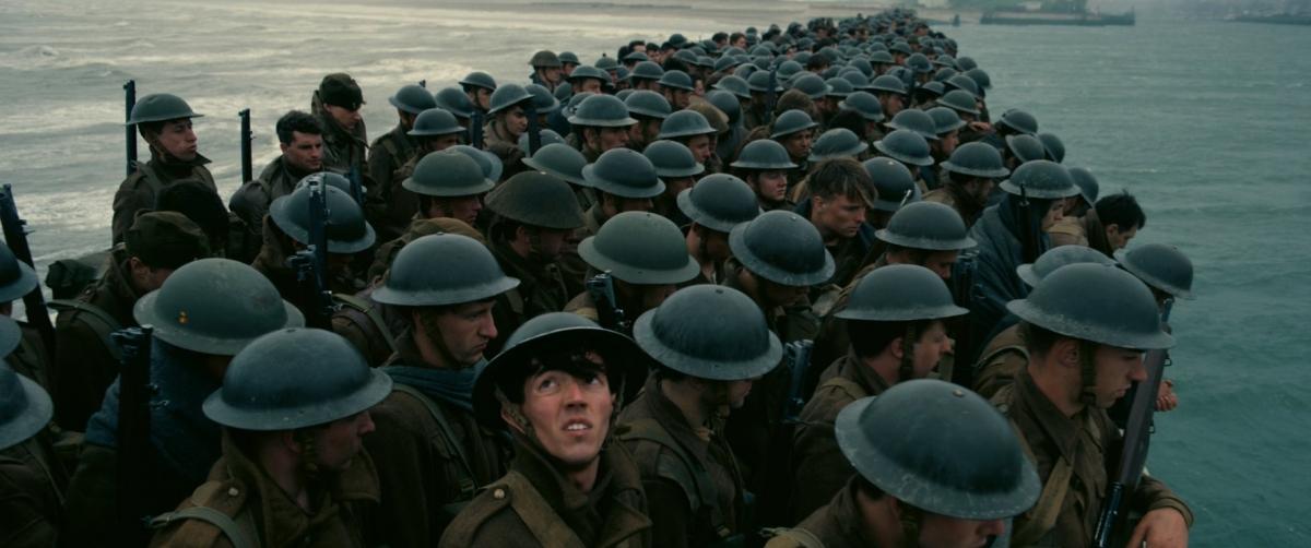Обзор фильма «Дюнкерк». Война на пляжах