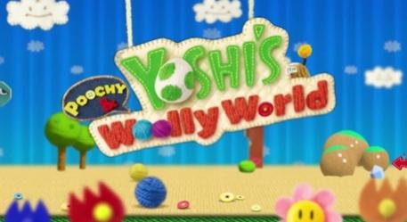 С миру по нитке. Пара слов о Poochy & Yoshi's Woolly World