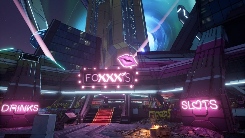 Обзор Borderlands 3: Moxxi's Heist of Handsome Jackpot DLC. Галактическое ограбление века