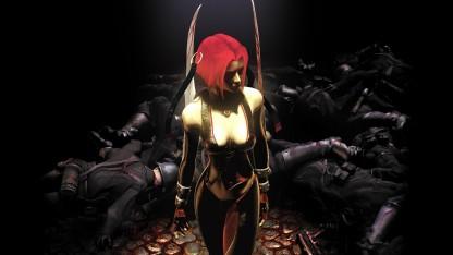 Ретро-обзор. Bloodrayne (2002)