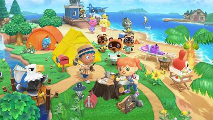 Убийца свободного времени года. Animal Crossing: New Horizons, Persona5 Royal, Factorio