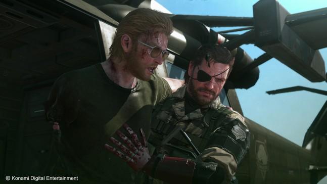 Протезы и возмездие. Предварительный обзор Metal Gear Solid 5: The Phantom Pain