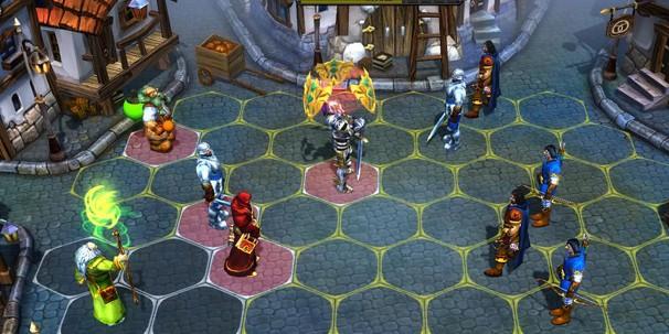 Розыгрыш ключей в бету King's Bounty: Legions!